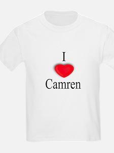 Camren Kids T-Shirt
