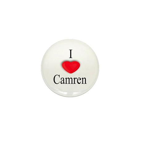 Camren Mini Button (10 pack)