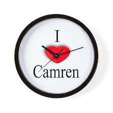 Camren Wall Clock