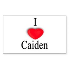Caiden Rectangle Decal