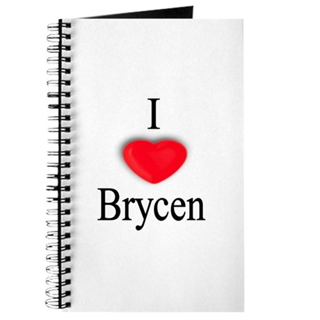 Brycen Journal