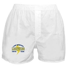Lake Newport Swim Team Boxer Shorts
