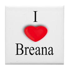 Breana Tile Coaster