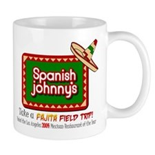 Spanish Johnny's Mug