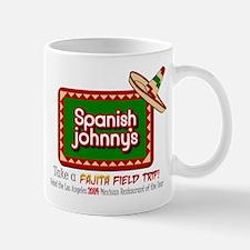 Spanish Johnny's Mug
