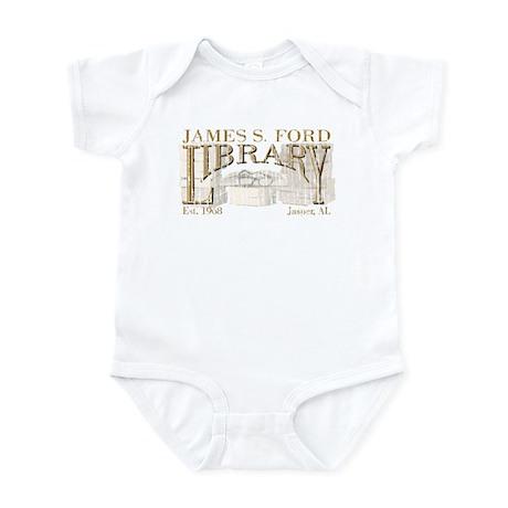 James S. Ford Library Infant Bodysuit