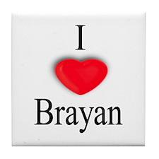 Brayan Tile Coaster