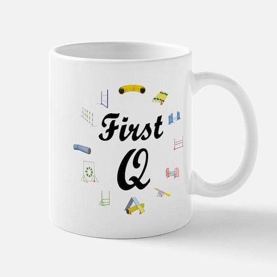 First Q Mug