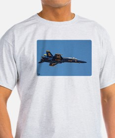 Funny Blue angel T-Shirt