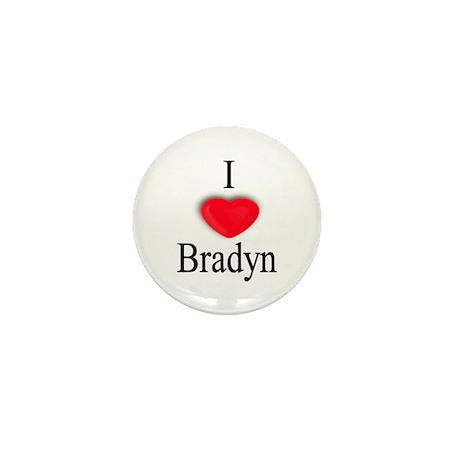 Bradyn Mini Button (100 pack)