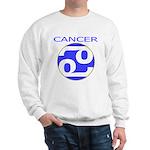 Astrological Zodiac Cancer Sweatshirt