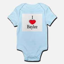 Baylee Infant Creeper