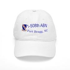 1st Bn 508th ABN Baseball Cap