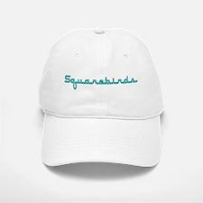 Squarebirds Baseball Baseball Cap