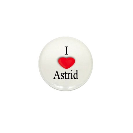 Astrid Mini Button (10 pack)