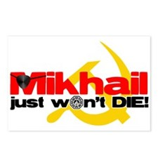 LOST Mikhail Postcards (Package of 8)