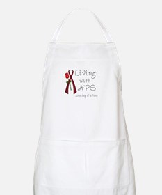 Living with APS One Day at a Time Apron