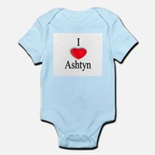 Ashtyn Infant Creeper