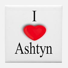 Ashtyn Tile Coaster