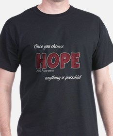 Once You Choose Hope - APS T-Shirt