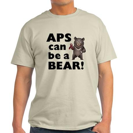 APS Can Be a Bear! Light T-Shirt