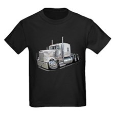 Kenworth W900 White Truck T