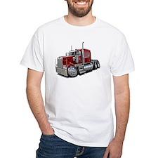 Kenworth W900 Maroon Truck Shirt