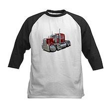 Kenworth W900 Maroon Truck Tee