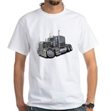 Kenworth W900 Grey Truck Shirt