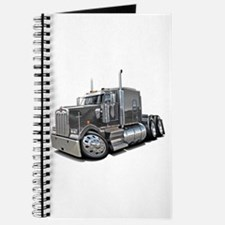 Kenworth W900 Grey Truck Journal