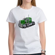 Kenworth W900 Green Truck Tee