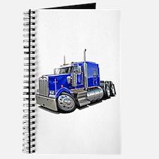 Kenworth W900 Blue Truck Journal