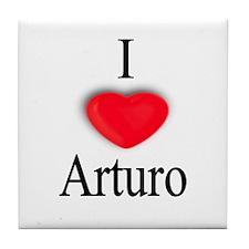 Arturo Tile Coaster