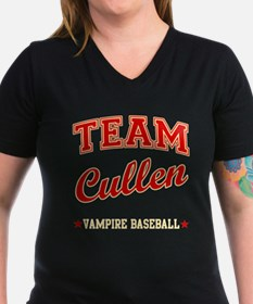 Team Cullen Vampire Baseball Shirt