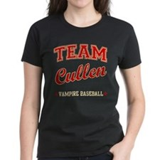 Team Cullen Baseball Distressed Tee