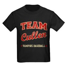 Team Cullen Baseball Distressed T