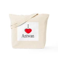 Antwan Tote Bag