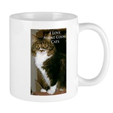 Maine Coon Coffee or Cocoa Mug