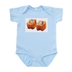 California Roll Infant Creeper