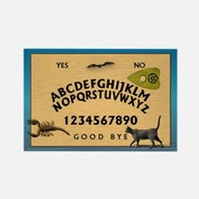 """Ouija Board"" Rectangle Magnet"