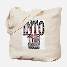 """""""Into The Woods"""" Tote Bag"""