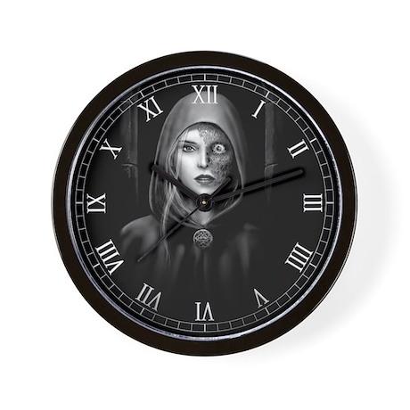 Half Dead Hel Wall Clock