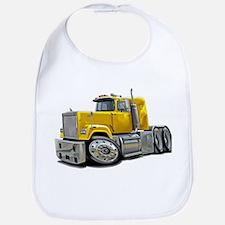 Mack Superliner Yellow Truck Bib