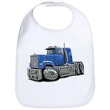 Mack Superliner Lt Blue Truck Bib