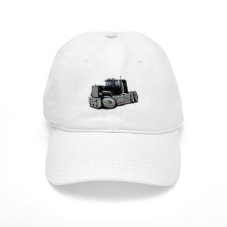 Mack Superliner Black Truck Cap