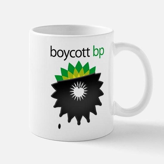 boycott bp Mug
