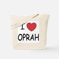 I heart Oprah Tote Bag