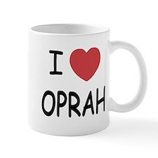 I heart Oprah Small Mug
