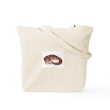 I Love My Cornsnake Tote Bag