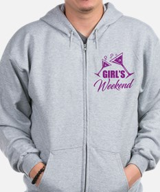 Holiday ideas Zip Hoodie